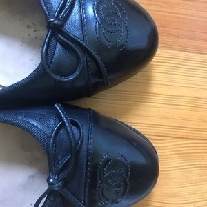 CHANEL Shoes - Authentic Chanel Ballerines Flats